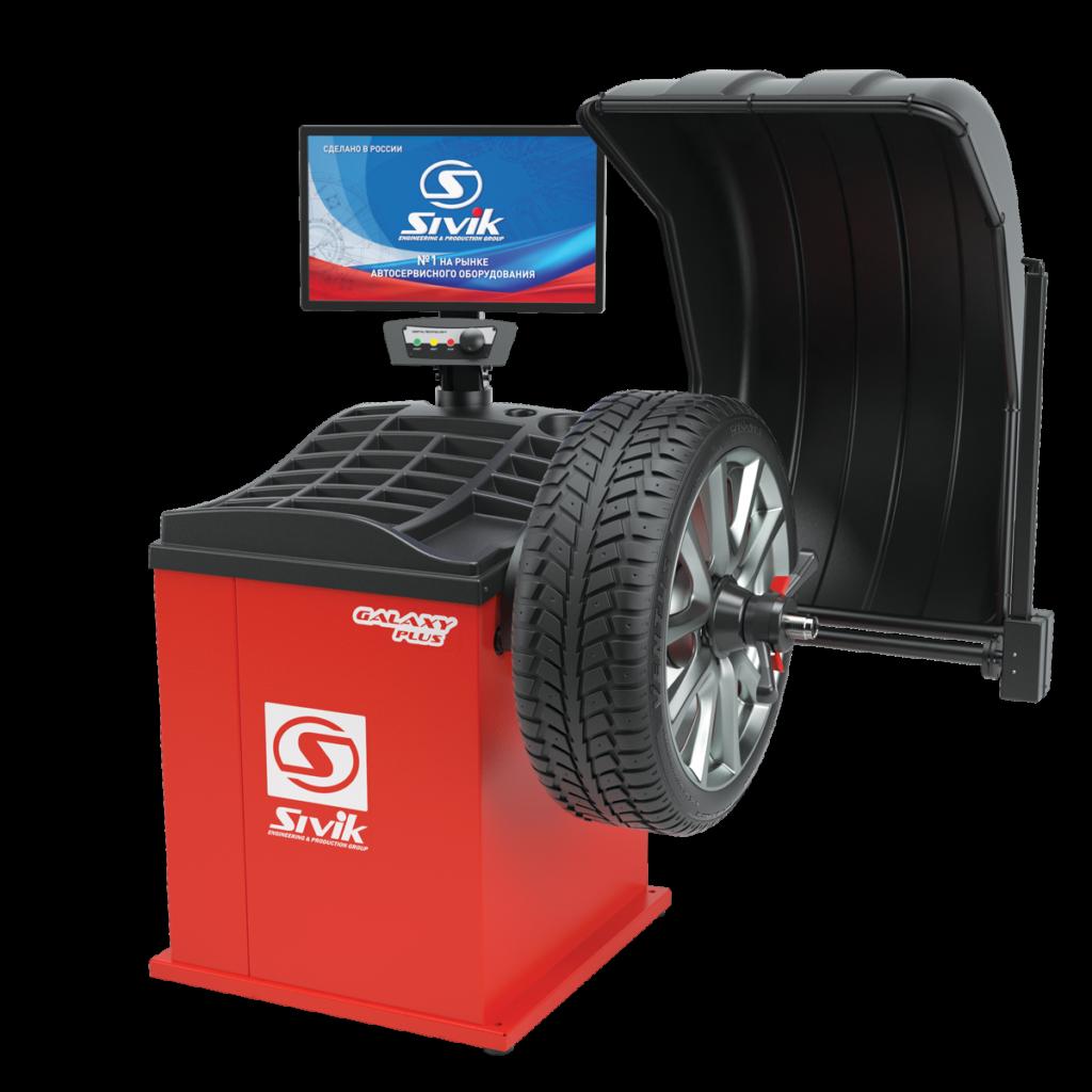 Балансировочный станок GALAXY Plus СБМП-60/3D Л
